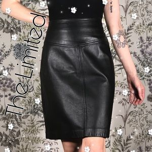 ☆The Limited Leather Skirt☆